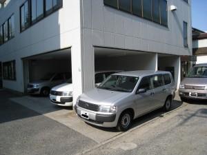 東京都内の城南地区の駐車場付き売りビル