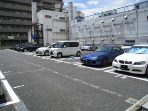 東京都城北城東地域で利回り10%の売り駐車場