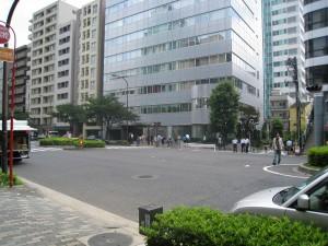 渋谷区明治通り沿いの投資用不動産(近辺の写真ですが対象物件ではありません。)