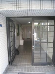 RC区分売りマンションの入り口