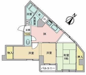 投資用不動産(江東区の区分所有マンション)