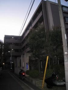 渋谷区の一棟売りマンション(ワンルームタイプの信託受益権物件)