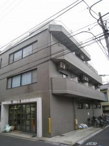 東京都港区の一棟売りマンション