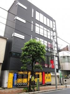 世田谷区の商業ビル