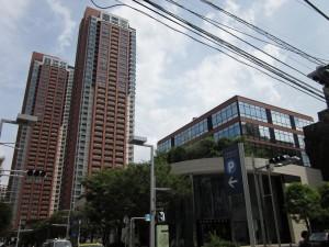 六本木ヒルズ売り店舗事務所(区分所有)