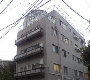 恵比寿の広めのマンション(SOHOなどにも使えるか?)