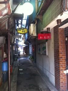 京成立石飲み屋横丁