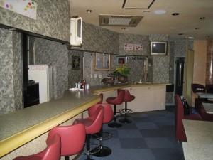 横浜市店舗併用住居 居抜き店舗部分