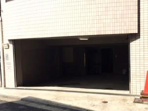 賃貸併用住居 目黒区五本木の当社売りビル